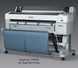 "EPSON SureColor T5270 DUAL Roll 36"" printer"